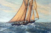 Bluenose Two 070
