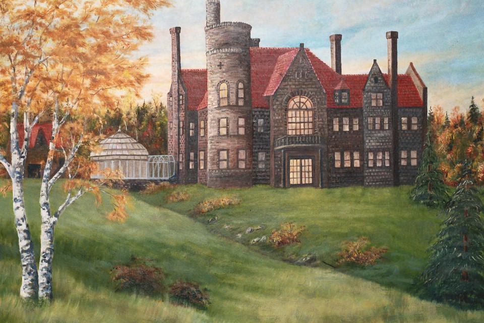 Castle in Fall