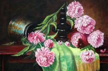 Peony Flowers 048